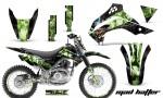 Kawasaki KLX 140 2008 2012 AMR Graphic Kit MadHat BG NPs 150x90 - Kawasaki KLX140 2008-2017 Graphics