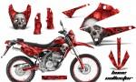 Kawasaki KLX 250 08 09 NP AMR Graphic Kit BC R NPs 150x90 - Kawasaki KLX250 2008-2018 Graphics