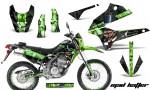Kawasaki KLX 250 08 09 NP AMR Graphic Kit MH BG NPs 150x90 - Kawasaki KLX250 2008-2018 Graphics