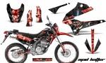 Kawasaki KLX 250 08 09 NP AMR Graphic Kit MH BR NPs 150x90 - Kawasaki KLX250 2008-2018 Graphics