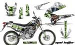 Kawasaki KLX 250 08 09 NP AMR Graphic Kit MH WG NPs 150x90 - Kawasaki KLX250 2008-2018 Graphics