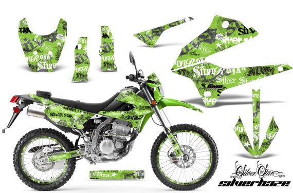 Kawasaki KLX 250 08 09 NP AMR Graphic Kit SSSH BG NPs 570x376 - Kawasaki KLX250 2008-2018 Graphics