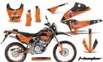 Kawasaki KLX 250 08 09 NP AMR Graphic Kit TB O NPs 150x90 - Kawasaki KLX250 2008-2018 Graphics