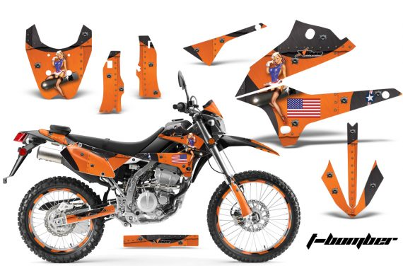 Kawasaki KLX 250 08 09 NP AMR Graphic Kit TB O NPs 570x376 - Kawasaki KLX250 2008-2018 Graphics