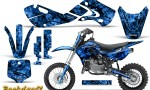 Kawasaki KLX110 02 09 KX65 02 12 CreatorX Graphics Kit Backdraft Blue 150x90 - Kawasaki KX65 2002-2017 Graphics