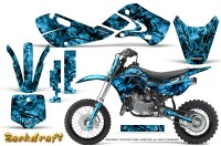 Kawasaki-KLX110-02-09-KX65-02-12-CreatorX-Graphics-Kit-Backdraft-BlueIce