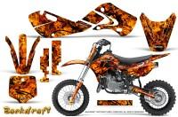 Kawasaki-KLX110-02-09-KX65-02-12-CreatorX-Graphics-Kit-Backdraft-Orange