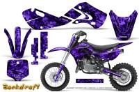Kawasaki-KLX110-02-09-KX65-02-12-CreatorX-Graphics-Kit-Backdraft-Purple