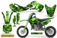 Kawasaki-KLX110-02-09-KX65-02-12-CreatorX-Graphics-Kit-Inferno-Green