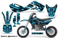 Kawasaki-KLX110-02-09-KX65-02-12-CreatorX-Graphics-Kit-Tribal-Madness-BlueIce