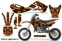 Kawasaki-KLX110-02-09-KX65-02-12-CreatorX-Graphics-Kit-Tribal-Madness-Orange