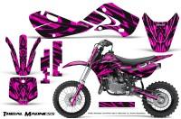 Kawasaki-KLX110-02-09-KX65-02-12-CreatorX-Graphics-Kit-Tribal-Madness-Pink