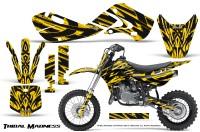 Kawasaki-KLX110-02-09-KX65-02-12-CreatorX-Graphics-Kit-Tribal-Madness-Yellow