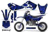 Kawasaki-KLX110-02-09-KX65-02-12-CreatorX-Graphics-Kit-TribalZ-Blue