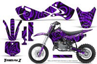 Kawasaki-KLX110-02-09-KX65-02-12-CreatorX-Graphics-Kit-TribalZ-Purple