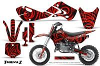 Kawasaki-KLX110-02-09-KX65-02-12-CreatorX-Graphics-Kit-TribalZ-Red