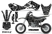 Kawasaki-KLX110-02-09-KX65-02-12-CreatorX-Graphics-Kit-TribalZ-Silver