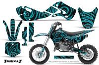 Kawasaki-KLX110-02-09-KX65-02-12-CreatorX-Graphics-Kit-TribalZ-Teal