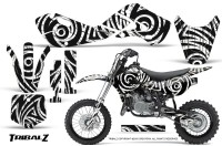 Kawasaki-KLX110-02-09-KX65-02-12-CreatorX-Graphics-Kit-TribalZ-White