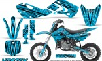 Kawasaki KLX110 02 09 KX65 02 12 CreatorX Graphics Kit VorteX BlueIce 150x90 - Kawasaki KX65 2002-2017 Graphics