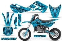 Kawasaki-KLX110-02-09-KX65-02-12-CreatorX-Graphics-Kit-VorteX-BlueIce