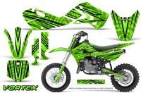 Kawasaki-KLX110-02-09-KX65-02-12-CreatorX-Graphics-Kit-VorteX-Green
