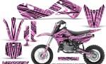Kawasaki KLX110 02 09 KX65 02 12 CreatorX Graphics Kit VorteX PinkLite 150x90 - Kawasaki KX65 2002-2017 Graphics