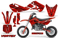 Kawasaki-KLX110-02-09-KX65-02-12-CreatorX-Graphics-Kit-VorteX-Red