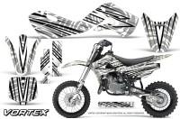 Kawasaki-KLX110-02-09-KX65-02-12-CreatorX-Graphics-Kit-VorteX-White