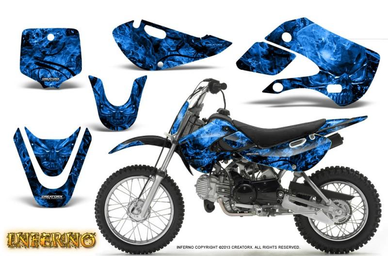 Kawasaki KX65 Graphics 2002-2012