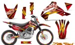 Kawasaki KLX140 08 14 CreatorX Graphics Kit Little Sins Red NP Rims 150x90 - Kawasaki KLX140 2008-2017 Graphics