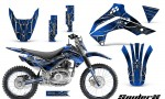 Kawasaki KLX140 Graphics 2008-2013