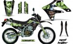 Kawasaki KLX250 04 07 AMR Graphics Kit Mad Hatter GK NPs 150x90 - Kawasaki KLX250 2004-2007 Graphics