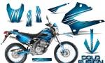 Kawasaki KLX250 08 13 DTRACK CreatorX Graphics Kit Cold Fusion BlueIce NP Rims 150x90 - Kawasaki KLX250 2008-2018 Graphics