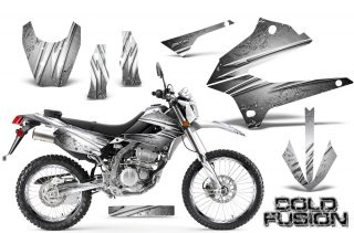 Kawasaki-KLX250-08-13-DTRACK-CreatorX-Graphics-Kit-Cold-Fusion-White-NP-Rims