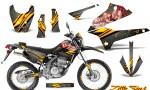 Kawasaki KLX250 08 13 DTRACK CreatorX Graphics Kit Little Sins Silver NP Rims 150x90 - Kawasaki KLX250 2008-2018 Graphics