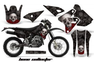 Kawasaki KLX400 2000 2009 AMR Graphic Kit Bones B NPs 320x211 - Kawasaki KLX400 2000-2016 Graphics