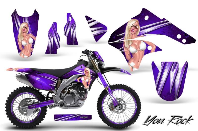 Kawasaki-KLX450-CreatorX-Graphics-Kit-08-12-You-Rock-Purple-NP-Rims