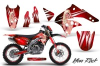 Kawasaki-KLX450-CreatorX-Graphics-Kit-08-12-You-Rock-Red-NP-Rims