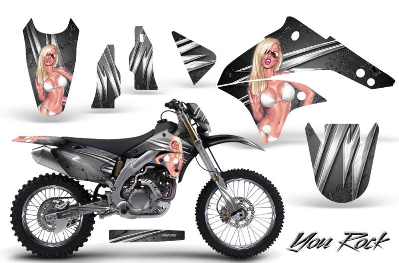 Kawasaki-KLX450-CreatorX-Graphics-Kit-08-12-You-Rock-Silver-NP-Rims