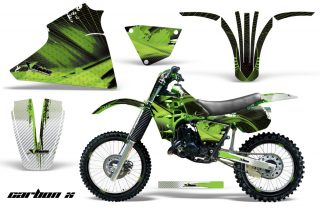 Kawasaki KX125 1983 1985 AMR Graphics Kit Decal Carbonx G NPs 320x211 - Kawasaki KX125 1983-1985 Graphics