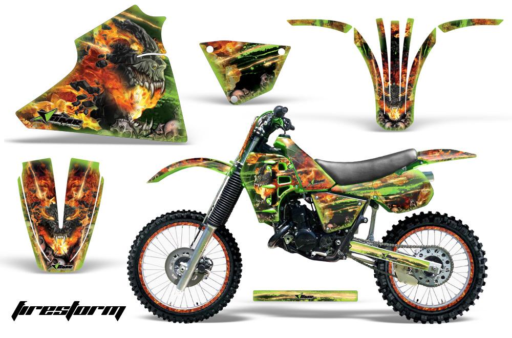 Kawasaki Kx125 1983