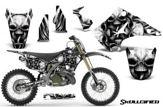 Kawasaki KX125/250 Graphics 2003-2013
