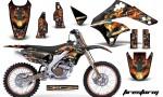 Kawasaki KX250F Graphics 2006-2008