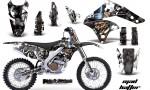 Kawasaki KX250F 06 08 AMR Graphics Kit MH WB NPs 150x90 - Kawasaki KX250F 2006-2008 Graphics