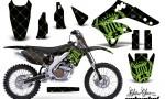 Kawasaki KX250F 06 08 AMR Graphics Kit SSR GB NPs 150x90 - Kawasaki KX250F 2006-2008 Graphics