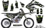Kawasaki KX250F 06 08 AMR Graphics Kit SSSH GB NPs 150x90 - Kawasaki KX250F 2006-2008 Graphics