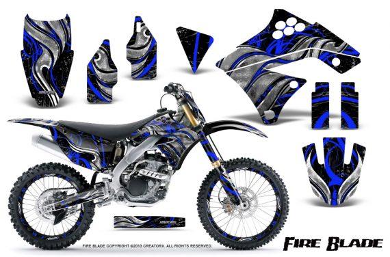 Kawasaki KX250F 09 12 CreatorX Graphics Kit Fire Blade Blue Black NP Rims 570x376 - Kawasaki KX250F 2009-2012 Graphics