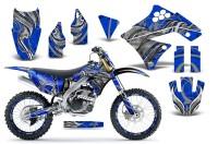 Kawasaki-KX250F-09-12-CreatorX-Graphics-Kit-Fire-Blade-Silver-Blue-NP-Rims