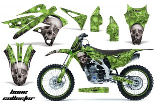 Kawasaki KX250F 2013 AMR Graphics Kit Decal Bones G NPs 320x211 - Kawasaki KX250F 2013-2016 Graphics